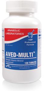 AVED-Multi Iron Free