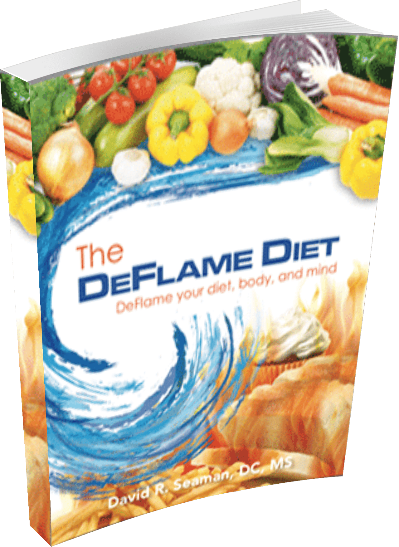 DeFlame Diet Book