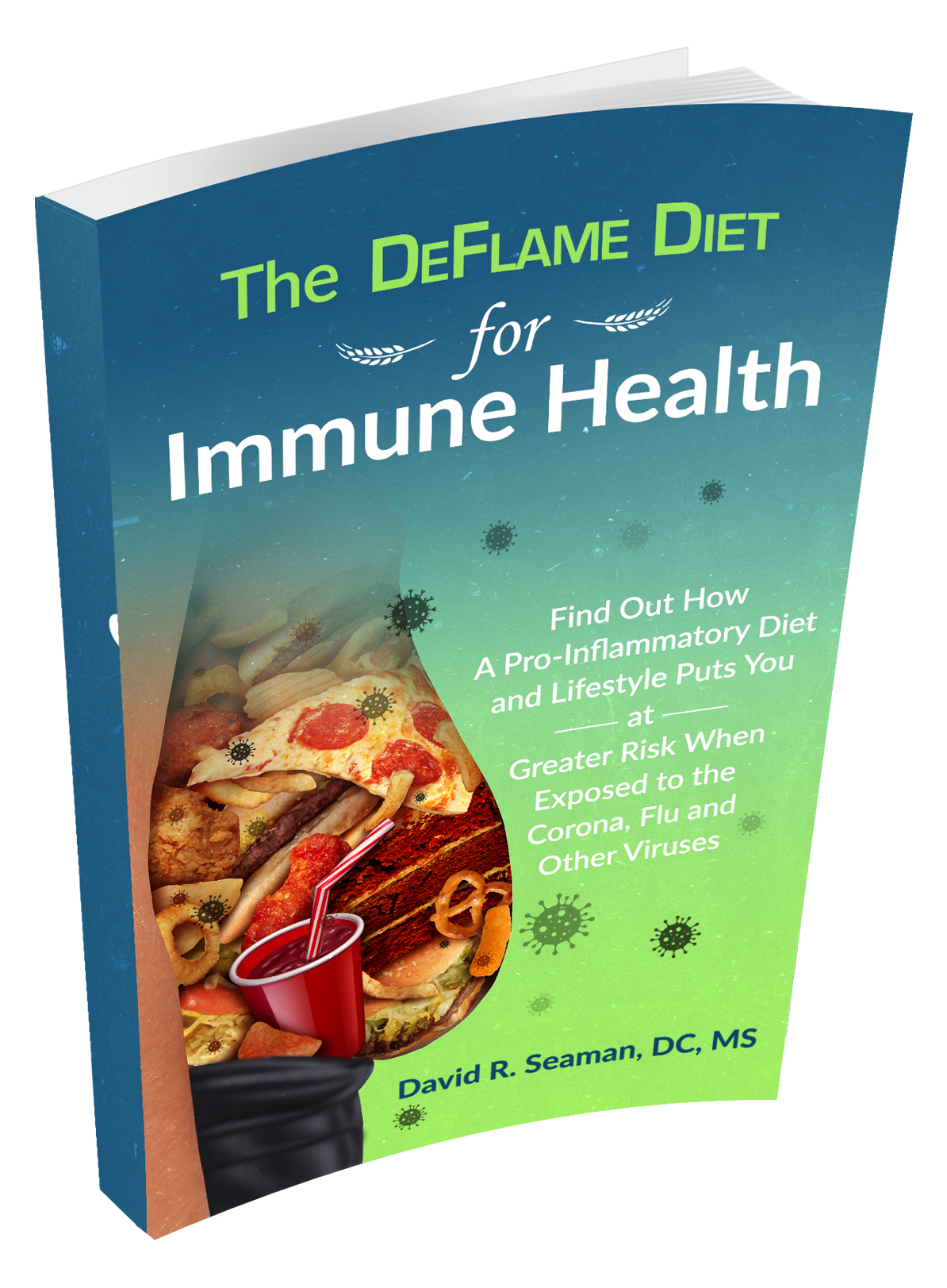 Deflame diet for immune health
